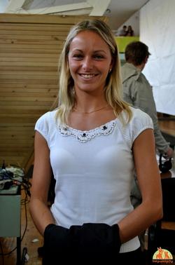 Санчика Лазич (Suncica Lazic ) - судья региональной выставки собак всех пород ранга САС