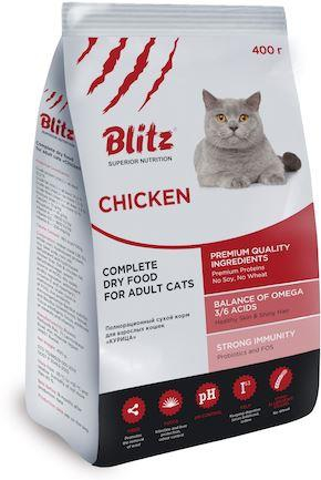 Blitz for adult cats Chicken
