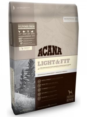 Acana Light & Fit (линия Heritage)