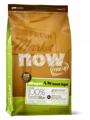 NOW Fresh Small Breed Grain Free