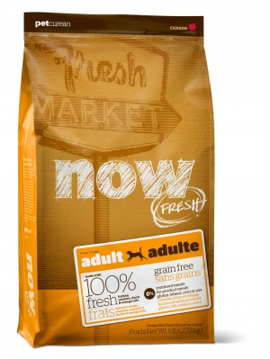 NOW Fresh Adult Grain Free