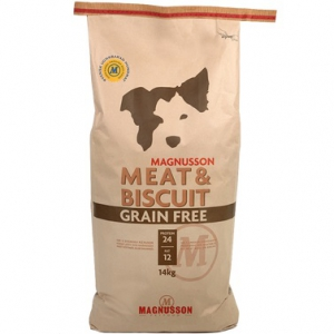 Magnusson Meat & Biscuit Grain Free