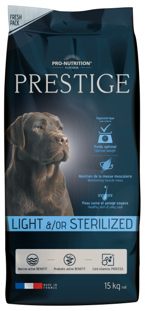 Flatazor Prestige Light/Sterilised
